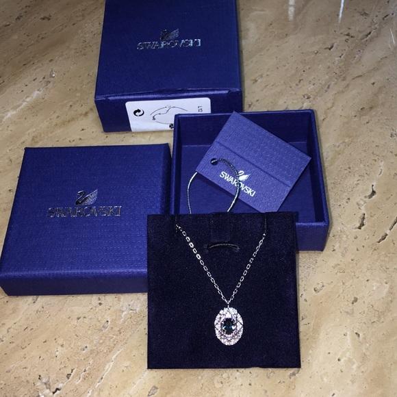 Brand New Swarovski Crystal Necklace